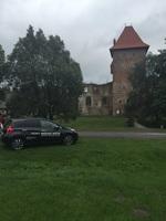 Grupa Dąbrowscy na Jarmarku Średniowiecznym w Chudowie 13-15 VIII 2016r.