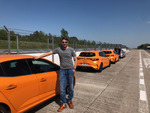 Nasza foto relacja z  Premiery Nowego Megana RS na  torze w Poznaniu