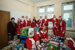 Święte Mikołaje w Górnośląskim Centrum Zdrowia Dziecka