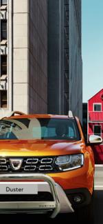 Dacia Duster nr 1 sprzedaży w segmencie SUV'ów