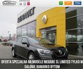 Renault <em>Megane </em> Grandtour SL Limited 115 SCe- Samochód z rabatem 10.950zł, 2017r.
