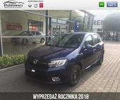 Dacia <em>Sandero </em> Laureate 1.0SCE 75KM Wyprzedaż rocznika 2018, 2018r.