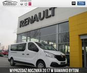 Renault <em>Trafic </em> Grand Passenger Energy 1.6 dCi 125- Wyprzedaż rocznika w ASO, 2017r.