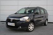 Dacia <em>Lodgy </em> 1.5dCi 90KM I VAT 23% I Serwisowany I Dealer, 2014r.