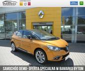 Renault <em>Scenic </em> 1.2 TCe 130 KM Zen- Samochód demonstracyjny, 2017r.