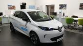 Renault <em>Zoe </em> Renault ZOE INTENS R90 Z.E. 40, 2018r.