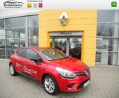Renault <em>CLIO </em> DEMO 1.2 16V 75 KM Limited, 2017r.
