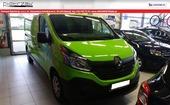 Renault <em>Trafic </em> Klima. Tempomat. 120KM Od ręki Grzegorz 728.437.981, 2016r.