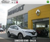 Renault <em>Kadjar </em> 1.2 130KM Intense- samochód DEMO dealera 450km, 2016r.