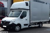 Renault <em>Master </em> 165 KM 10 Palet Plandeka od ręki, 2016r.