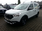 Dacia <em>Dokker </em> Outdoor 1.6 Benzyna. OD REKI! NA JUŻ! Piotr 728.437.983, 2017r.