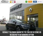 Renault <em>Talisman </em> Seria Limitowana MAGNETIC TCe 200 EDC Renault dla biznesu!, 2017r.