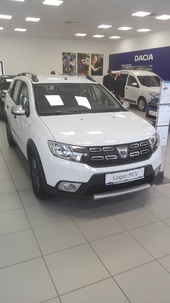 Dacia <em>Logan </em> MCV, 2017r.