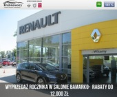 Renault <em>Espace </em> Initiale Paris Energy TCe 200 EDC, 2016r.