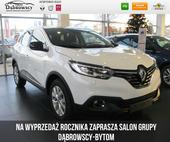 Renault <em>Kadjar </em> Limited TCe 140 FAP- Wyprzedaż rocznika w ASO, 2018r.