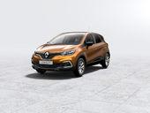 Renault <em>Captur </em> Limited, 2018r.