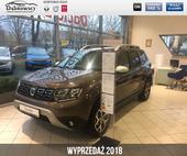 Dacia <em>Duster </em> Prestige 1.5 DCI 115KM Wyprzedaż 2018!!!, 2018r.