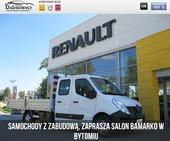 Renault <em>Master </em> Pack Clim Energy 170 KM Podwozie z zabudową, 2017r.
