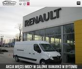 Renault <em>Master </em> Furgon 2.3 dCi 125 -akcja TRANSPORT, 2016r.