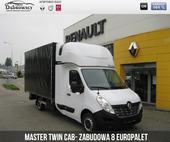 Renault <em>Master </em> 2.3 dCi Energy 170KM Zabudowa 8 Europalet,, 2018r.
