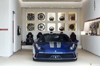 Ferrari <em>458 Italia </em> Speciale. Official Ferrari Dealer., 2014r.