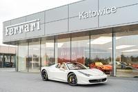 Ferrari <em>458 Italia </em> Official Ferrari Dealer., 2014r.