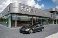 Ferrari <em>599GTB </em> HGTE. Official Ferrari Dealer., 2010r.