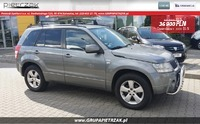 Suzuki Grand Vitara 1.9 DDiS 129KM / 4x4 / Dealer, 2007r.