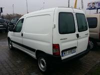 Peugeot Partner KRAJOWY/I WŁAŚCICIEL, 2008r.