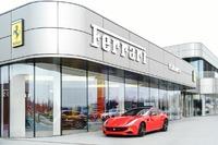 Ferrari <em>FF </em> Official Ferrari Dealer., 2015r.
