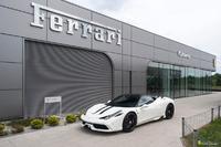 Ferrari <em>458 Italia </em> Speciale. Official Ferrari Dealer., 2015r.