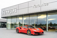 Ferrari <em>488 </em> Pista. Official Ferrari Dealer., 2019r.