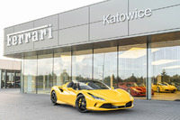 Ferrari <em>F8 Spider </em> Official Ferrari Dealer, 2021r.