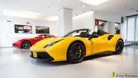 Ferrari <em>488 </em> Spider Tailor Made. Official Ferrari Dealer, 2016r.