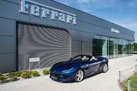 Ferrari <em>inny </em> Portofino. Official Ferrari Dealer., 2018r.