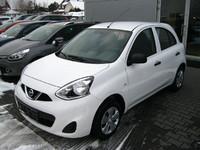 Nissan <em>Micra </em> VISIA 1.2 80KM Najtaniej w Polsce!, 2015r.