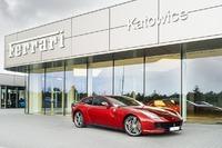 Ferrari <em>GTC4Lusso </em> Official Ferrari Dealer., 2017r.