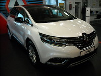 Renault <em>Espace </em> ZEN Energy TCe 200 EDC, 2015r.