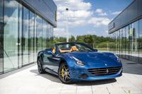 Ferrari <em>California </em> T. Official Ferrari Dealer., 2016r.