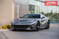 Ferrari <em>F12berlinetta </em> Official Ferrari Dealer, 2015r.