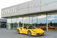 Ferrari <em>F8 Spider </em> Official Ferrari Dealer., 2021r.