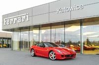 Ferrari <em>599GTB </em> Official Ferrari Dealer., 2009r.