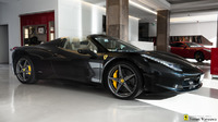 Ferrari <em>458 Italia </em> Spider. Official Ferrari Dealer., 2014r.