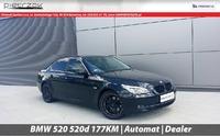 BMW 520 520d 177KM | Automat | Dealer, 2009r.