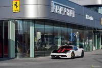 Ferrari <em>458 Italia </em> Spider. Official Ferrari Dealer., 2012r.