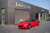 Ferrari <em>California </em> T. Official Ferrari Dealer., 2014r.