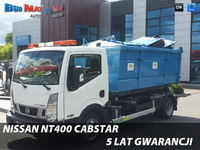 Nissan <em>Cabstar </em> NT400 35.14 HD Hakowiec, 2016r.