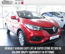 Renault <em>Kadjar </em> EASY LIFE TCE 140 FAP, 2019r.