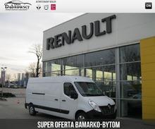 Renault <em>Master </em> Furgon Pack Clim 2.3 dCi 170 KM- Akcja WIĘCEJ MOCY, 2016r.