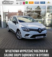 Renault <em>CLIO </em> Limited TCe 90 FAP Wyprzedaż w ASO+opony zimowe, 2019r.